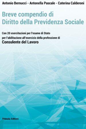 Breve Compendio di Diritto della Previdenza Sociale