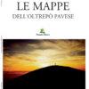 """Copertina libri """"Le mappe dell'Oltrepò Pavese"""""""