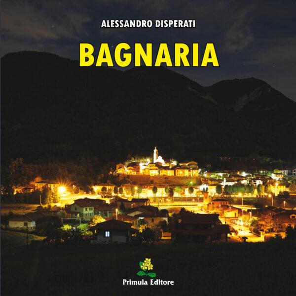 """Copertina libro """"Bagnaria"""""""
