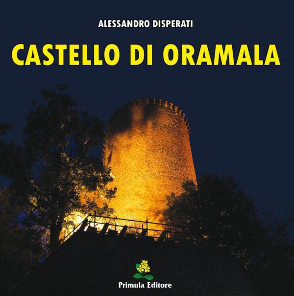 """Copertina libro """"Castello di Oramala"""""""