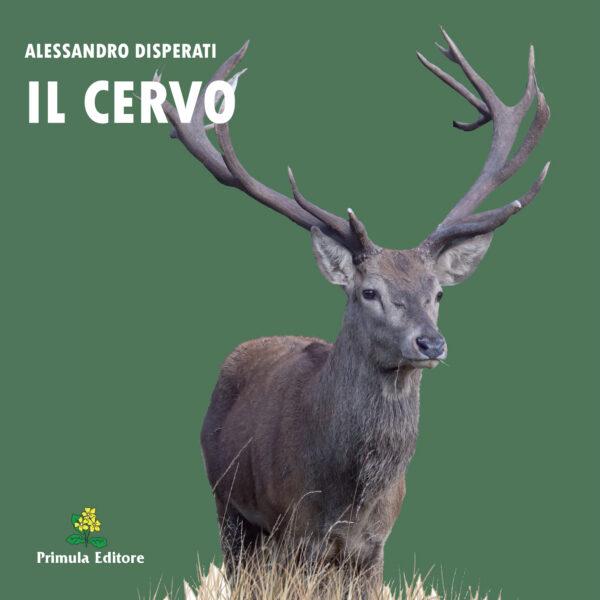 """Copertina libro """"Il cervo"""""""